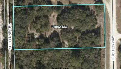 LOT 34 FIDDLERS WAY, KEATON BEACH, FL 32348 - Photo 1