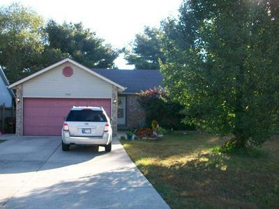 4384 S HIDDEN WAY ST, Terre Haute, IN 47802 - Photo 1