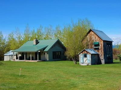 1890 LARSON LN, Alta, WY 83414 - Photo 1