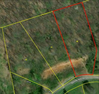 LOT 40 ROLLING HILLS DRIVE, Church Hill, TN 37642 - Photo 1