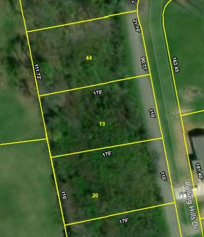 LOT 44 ROLLING HILLS DRIVE, Church Hill, TN 37642 - Photo 1