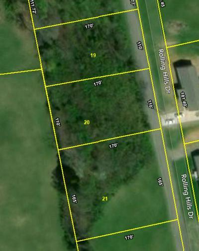 LOT 21 ROLLING HILLS DRIVE, Church Hill, TN 37642 - Photo 1