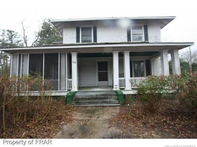 701 MAIN STREET, ROWLAND, NC 28383 - Photo 1