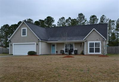 7606 DOCUMENTARY DR, FAYETTEVILLE, NC 28306 - Photo 1