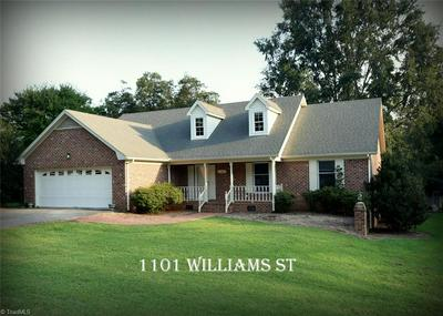1101 WILLIAMS ST, RAMSEUR, NC 27316 - Photo 2