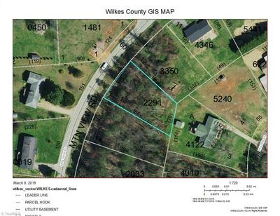 LOT 13 MOUNTAIN VIEW ROAD, Hays, NC 28635 - Photo 2