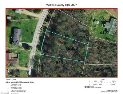 LOT 15 MOUNTAIN VIEW ROAD, Hays, NC 28635 - Photo 1