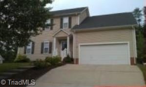 1021 MEGAN CROSS LN, Kernersville, NC 27284 - Photo 2