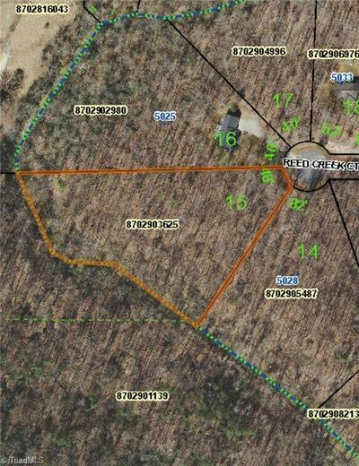 0 REED CREEK COURT, Ramseur, NC 27316 - Photo 1