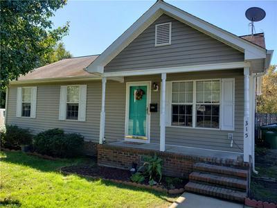 315 E GILBREATH ST, Graham, NC 27253 - Photo 1