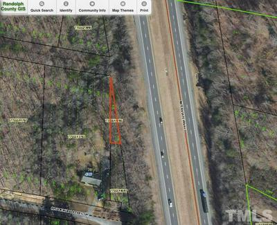 0 ALLRED STREET ALLRED CIRCLE. NEXT TO I-73, Randleman, NC 27317 - Photo 1
