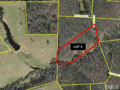 LOT 3 VALHALLA COURT, Efland, NC 27243 - Photo 1