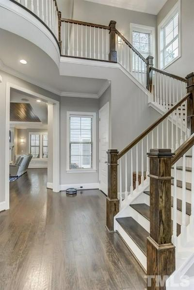 2424 STERLING CREST DR, WAKE FOREST, NC 27587 - Photo 2