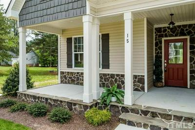 15 WALKING TRL, YOUNGSVILLE, NC 27596 - Photo 2