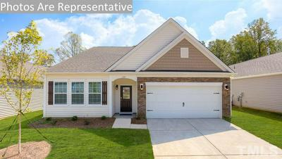 2906 LEDGESTONE DR, Creedmoor, NC 27522 - Photo 1