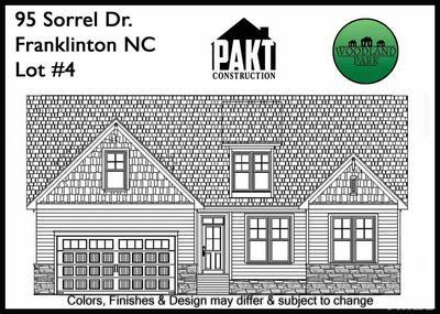 95 SORREL DR, Franklinton, NC 27525 - Photo 1