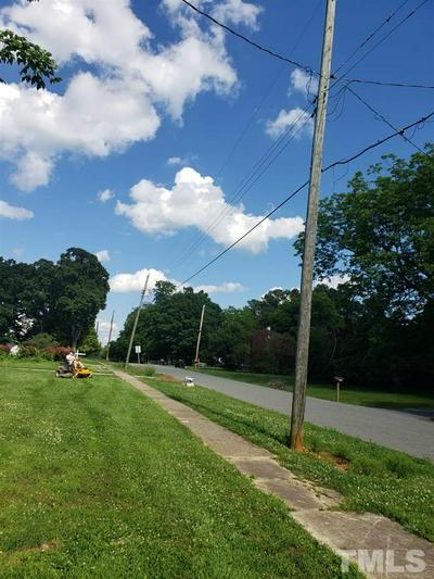 0 RALEIGH AVENUE, Liberty, NC 27298 - Photo 2