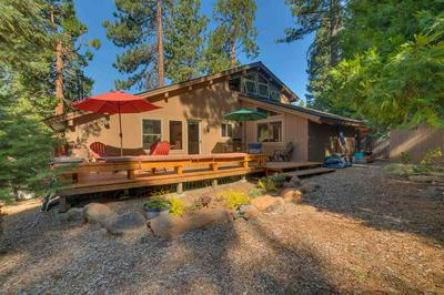 158 OBSERVATION DR, Tahoe City, CA 96145 - Photo 1