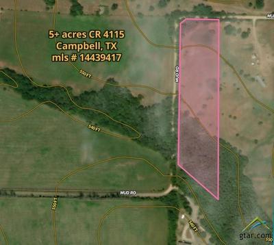 TBD CR 4115, Campbell, TX 75422 - Photo 1