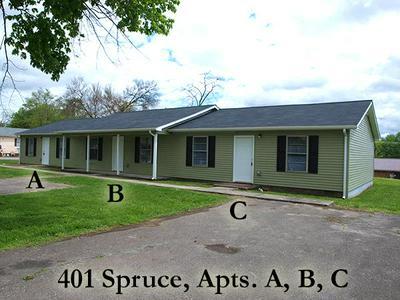 401 SPRUCE AVE APT C, COOKEVILLE, TN 38501 - Photo 1