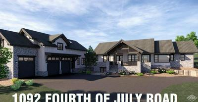 1092 FOURTH OF JULY RD, EAGLE, CO 81631 - Photo 2