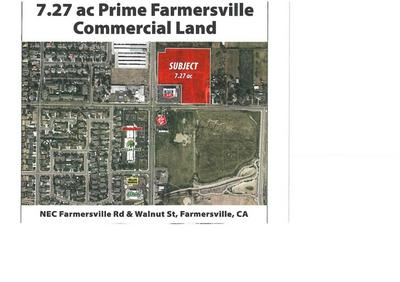 0 S STREET, Farmersville, CA 93247 - Photo 1