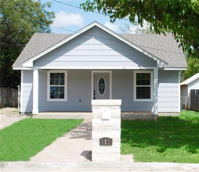 812 S TYLER ST, McGregor, TX 76657 - Photo 1
