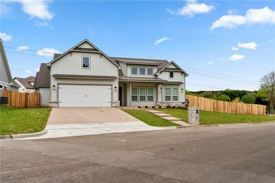 1402 WANDERING TRAIL, Woodway, TX 76712 - Photo 1