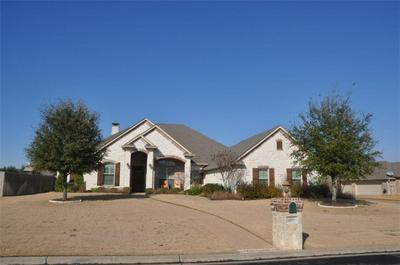 605 STONE MANOR DR, McGregor, TX 76657 - Photo 1