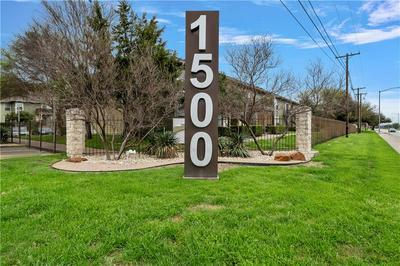 1500 LAKE SHORE DR APT 103, Waco, TX 76708 - Photo 2