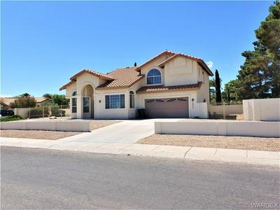 3477 MONTE MORO ST, Kingman, AZ 86401 - Photo 1