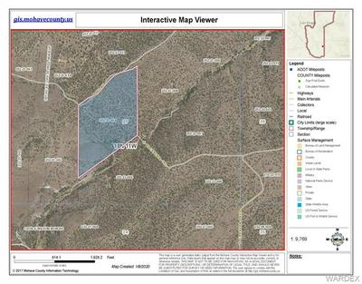 39.96ACRES E BROVO(OWNER FINANCE AVAILABLE) ROAD, Wikieup, AZ 85360 - Photo 1