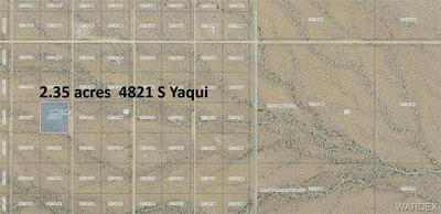 4821 S YAQUI RD, Golden Valley, AZ 86413 - Photo 2