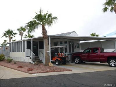 2000 RAMAR RD LOT 163, Bullhead, AZ 86442 - Photo 1