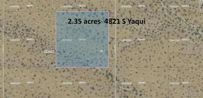4821 S YAQUI RD, Golden Valley, AZ 86413 - Photo 1