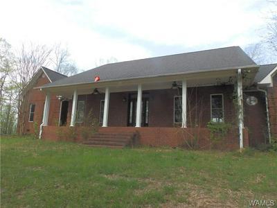 384 COUNTY ROAD 138, Fayette, AL 35555 - Photo 1