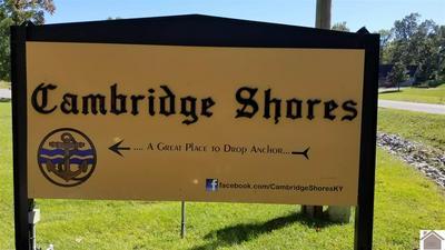101 CAMBRIDGE SHORES DR, Gilbertsville, KY 42044 - Photo 1
