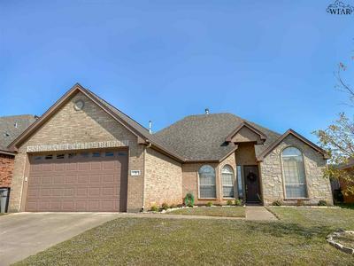 3 PRAIRIE LACE CT, Wichita Falls, TX 76310 - Photo 1