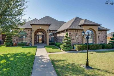 1721 FLAGSTONE ST, Wichita Falls, TX 76310 - Photo 1