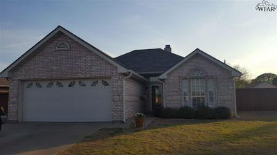 406 SWENSON ST, Burkburnett, TX 76354 - Photo 1