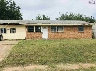 1515 NEW HAVEN RD, Wichita Falls, TX 76306 - Photo 1