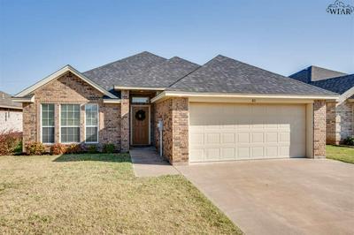 811 CORBIN DR, Burkburnett, TX 76354 - Photo 1