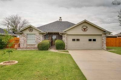 1334 SYCAMORE DR, Burkburnett, TX 76354 - Photo 1