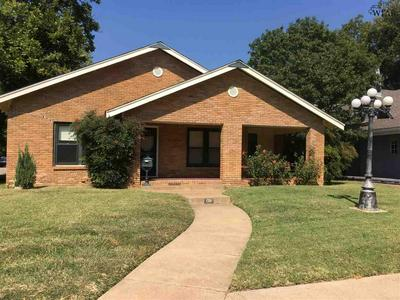 1716 SPEEDWAY AVE, Wichita Falls, TX 76301 - Photo 1