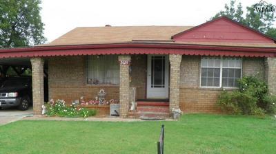 2025 GILBERT AVE, Wichita Falls, TX 76301 - Photo 1