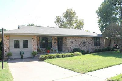 4655 BUNNY RUN DR, Wichita Falls, TX 76310 - Photo 1