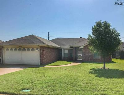 5537 LUCKY LN, Wichita Falls, TX 76306 - Photo 1
