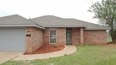 1421 AMHERST ST, Burkburnett, TX 76354 - Photo 2