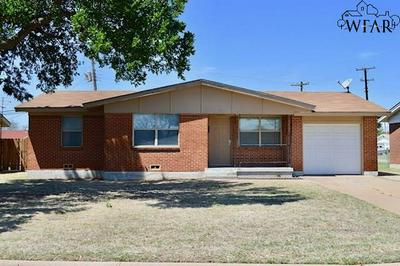 3910 BILLIE DR, Wichita Falls, TX 76306 - Photo 1