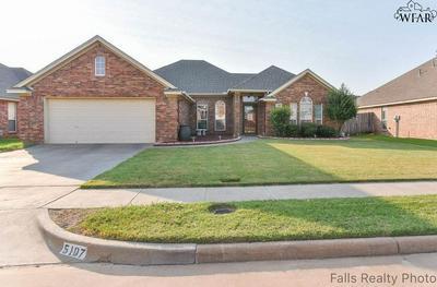 5107 TILLIE DR, Wichita Falls, TX 76310 - Photo 1